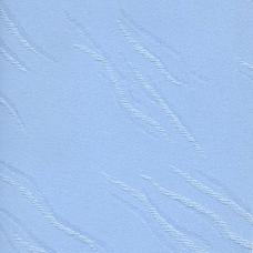 Жалюзи вертикальные ORESTES цвет синий 785 (127мм)