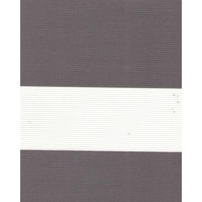 Тканевые ролеты Стандарт зебра цвет белый