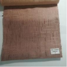 Римские шторы Лен пудровый