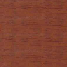 Жалюзи горизонтальные 25 мм алюминиевые цвет красное дерево 252