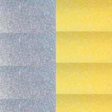 Жалюзи горизонтальные 25 мм алюминиевые цвет бронза/металлик светлые 212/211