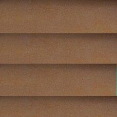 Жалюзи горизонтальные 25 мм алюминиевые цвет коричневый с напылением 492