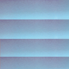 Жалюзи горизонтальные 25 мм алюминиевые цвет серо-голубой с напылением 7144