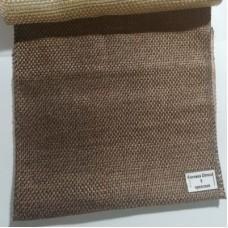 Римские шторы рогожка 9 ореховый