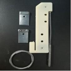 Авто замок для защитных роллет(комплект)