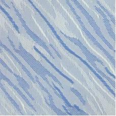 Жалюзи вертикальные ANNA цвет синий (127мм)