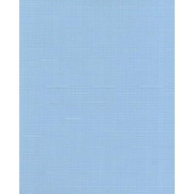 Тканевые ролеты Лен цвет голубой