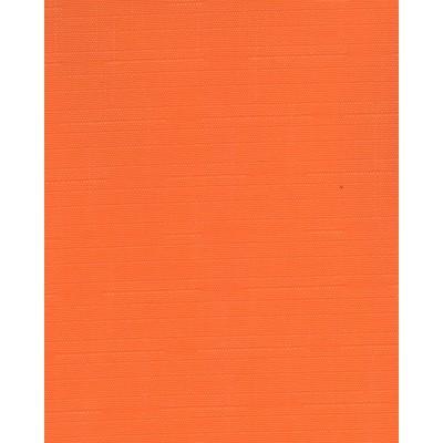 Тканевые ролеты Лен цвет оранжевый