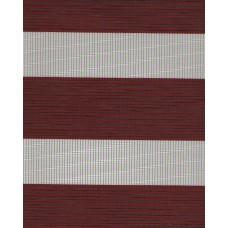 Тканевые ролеты Антик зебра цвет красный 2082