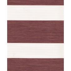 Тканевые ролеты Олимпос зебра цвет красный 2092